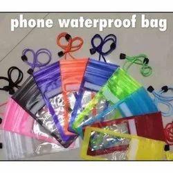 Triple Lock Waterproof Mobile Pouch