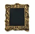 Gold Plated Square Shape Photo Frame For Home Decor & Corporate Gift