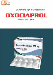 Oxaceprol Capsules 200 Mg
