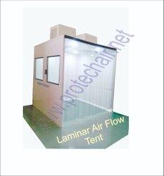 Vertical Laminar Flow Mobile Type Air Tent
