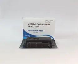 Methylcobalamin 1500 mg Injection