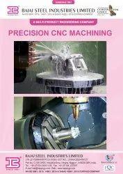 Precision CNC Machining Job Work
