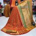 Banarasi Jacquard Saree