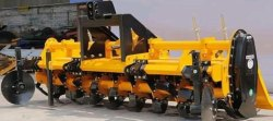 6 Feet Cast Iron Tractor Rotavator