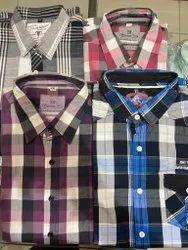 Multibrand cotton Gents Shirt