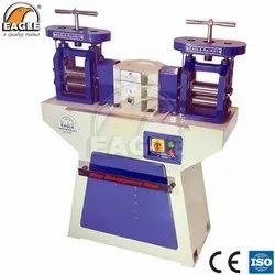 Eagle Standard Double Head Rolling Mill Jewellery Making Machine
