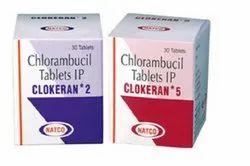 Clokeran 5mg Tablet(Chlorambucil (5mg)