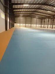 PU Concrete Flooring Service