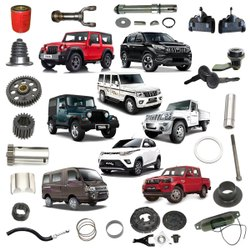 Automotive Replacement Spare Parts For Mahindra Cars