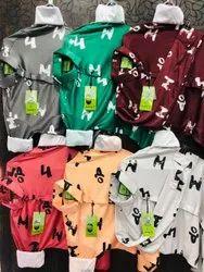 Designer Mens Shirts, Size: M To Xl