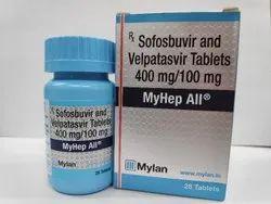 Myhep All 400 Mg Tablets