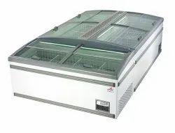 Commercial Island Freezer