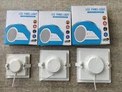 ALL WATTAGE False Ceiling PC Body Square Shape LED Panel Light(Pop Ceiling Light)