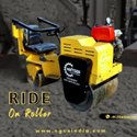 Nextgen Ride On Double Drum Roller