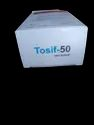 TOSIF-50 Cefexime 50mg WITH WATER