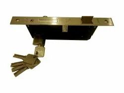 Enox Mortise Door Lock, Polished