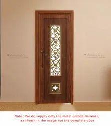 Pooja Single Door