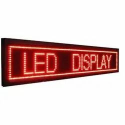 Scrolling LED Display