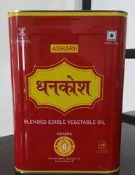 Agmark Blended Edible Vegetable Oil