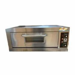 Automatic Single Deck Oven