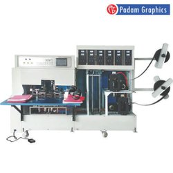 TRBM-HW2700 Non Woven Loop Handle Making Machine