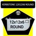 Kerbstone 12x12x6 Round