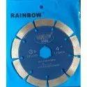 Rainbow 4 Inch Marble Cutting Blades