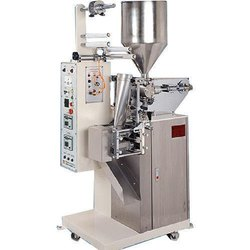 Pouch Packaging Machine With compressor