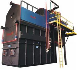 Agro Waste Fired 1500 kg/hr Boilers
