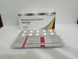 Levocetirizine 5mg +Montelukast 10mg