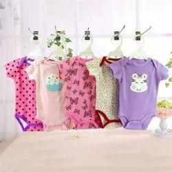Kids Printed Cotton Top Set