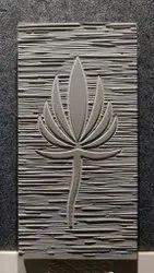 Natural lotus stone murals