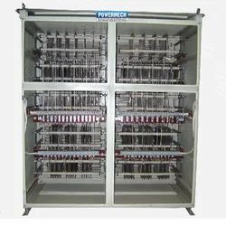 1Kw -250Kw Stainless Steel SS Punched Grid Dynamic Braking Resistor With Enclosure, 0.5 Ohms - 100 Ohms