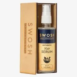 SWOSH Liquid Hair Fall Ayurvedic Treatment Services, Bottle, Packaging Size: 100
