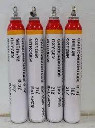 PFT Gases (Pulmonary Function Testing Gas Mixture)