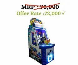 Crazy Baby Ball Gun Shooting Arcade Game