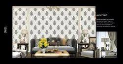 Anastasia皇家图案PVC设计师壁纸,尺寸:0.53x10m