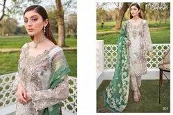 Noor Ramsha 2 Pakistani Salwar Kameez Collection