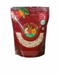 Raw Natural W320 White Cashew Nut, Packaging Size: 250g