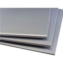 Aluminium Plain Plate
