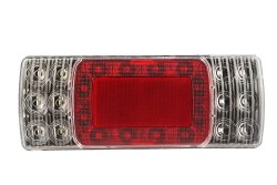 Truck Tail Lamp Leyland Boss LED