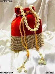 Designer Ethnic Potli Batua Bag