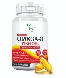Fish Oil Capsule, 60 Softgel Capsules