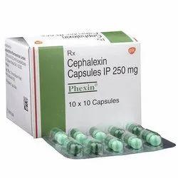 Cephalexine 250 Mg