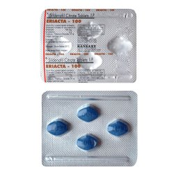 100 Mg Sildenafil Citrate Tablets IP