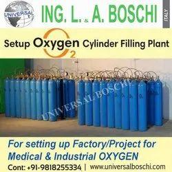 Cryogenic Oxygen Plant