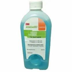 3M Avagard Handrub Antiseptic Sanitizer
