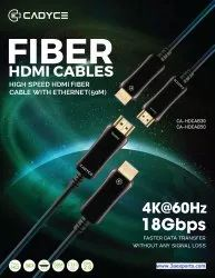 High Speed HDMI Fiber Cable With Ethernet (50M)