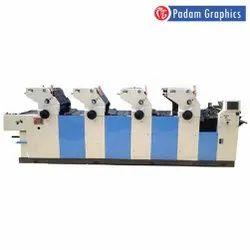 TR462G Four Color Offset Printing Machine