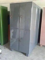 Steel 4 Door Industrial Locker (Hostel Locker)